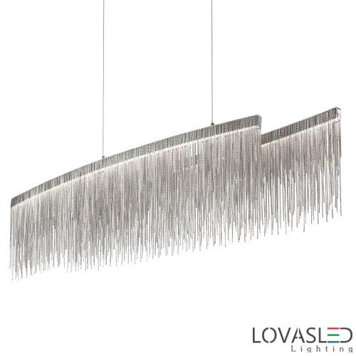 Ideal Lux Versus SP216 Oval függeszték